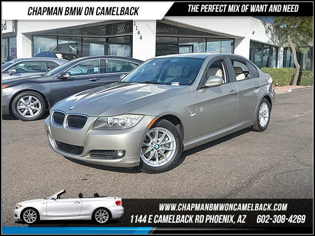 2010 BMW 3-Series Sdn 328i 69833 miles Value Package Cruise control Anti-theft system alarm 2