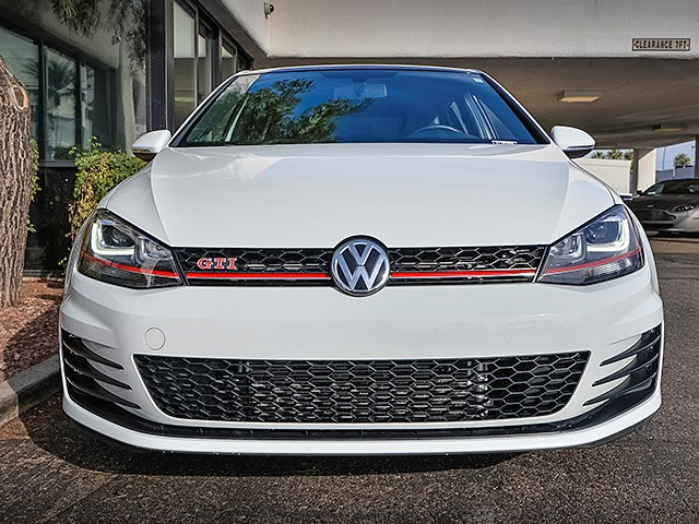 2016 Volkswagen Golf Gti Autobahn Cars And Vehicles
