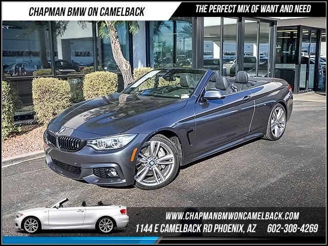 2015 BMW 4-Series Conv 435i MsptPremTechDriver Assis 10664 miles Certified Black Friday Sales