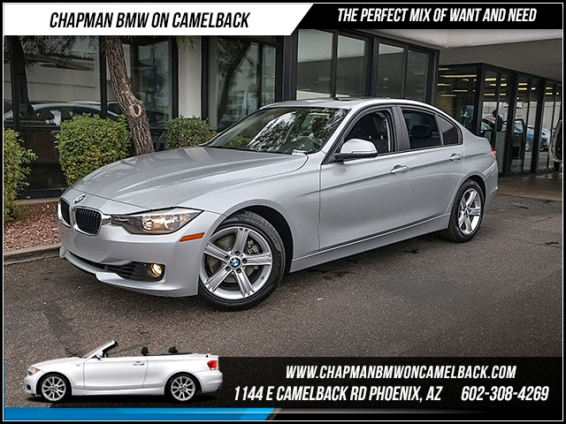 2013 BMW 3-Series Sdn 328i 49625 miles Premium Package Phone hands free Wireless data link Blue