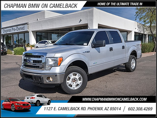 2014 Ford F-150 XLT Crew Cab 69645 miles 6023852286 1127 E Camelback Rd Chapman Value center