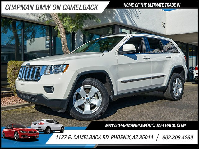 2012 Jeep Grand Cherokee Laredo 40151 miles Cruise control Anti-theft system alarm Power door