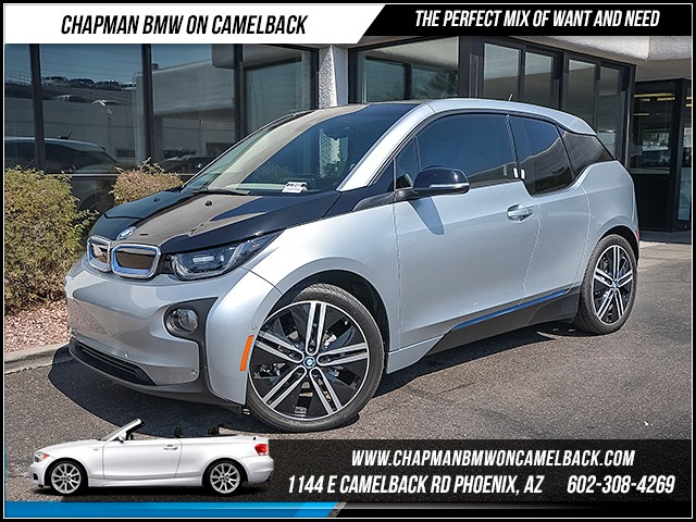 2016 BMW i3 Giga World 9079 miles TechDriving Assist Package Parking Assistance Package Sport