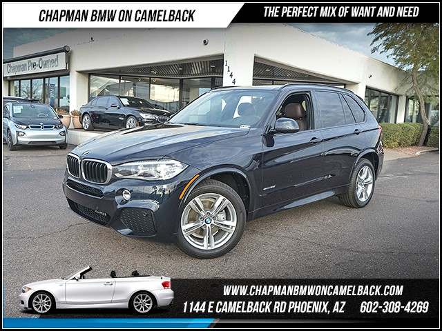 2014 BMW X5 sDrive35i 26291 miles 6023852286 12th St and Camelback Chapman BMW on Camelbac