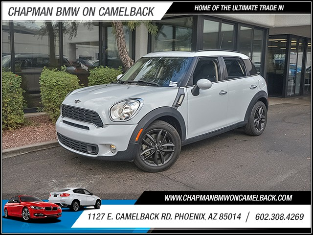 2012 MINI Cooper S Countryman 41818 miles Cars in stock as available at special discounting and o