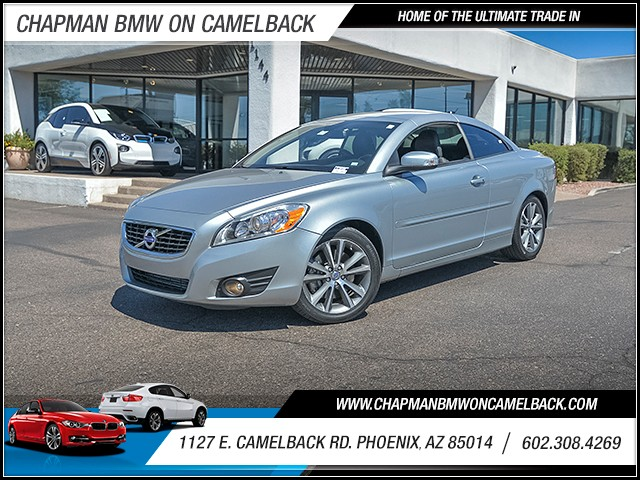 2012 Volvo C70 T5 Premier Plus 46181 miles Wireless data link Bluetooth Cruise control Parking