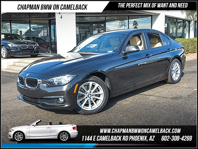 2016 BMW 3-Series Sdn 320i 21770 miles Satellite communications BMW Assist Wireless data link Bl