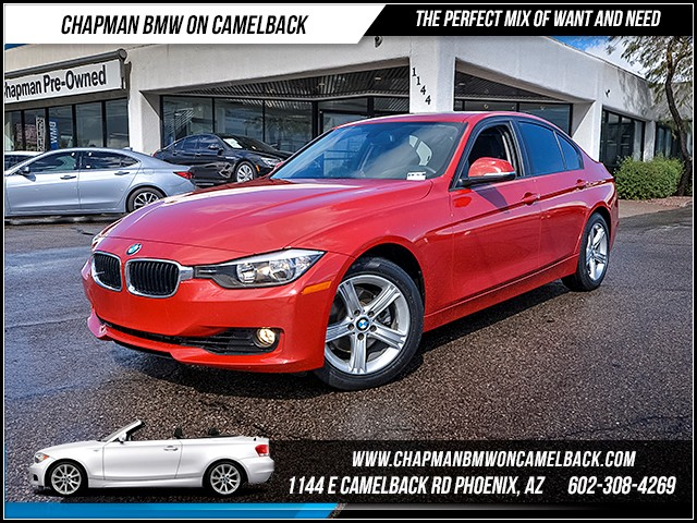 2015 BMW 3-Series Sdn 328i 45123 miles Driver assistance app roadside assistance Wireless data l