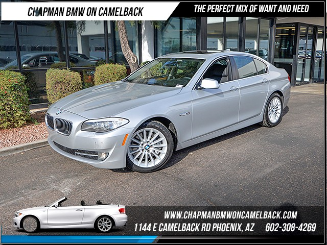 2011 BMW 5-Series 535i Prem Pkg 2 Nav 29041 miles Premium Package 2 Premium Package Multi-conto