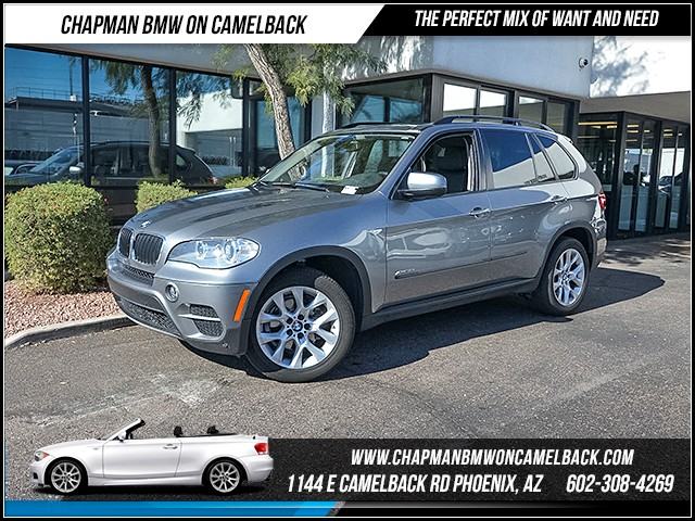 2012 BMW X5 xDrive35i Conv Pkg Nav 62942 miles Convenience Package Panoramic moonroof Multi-con