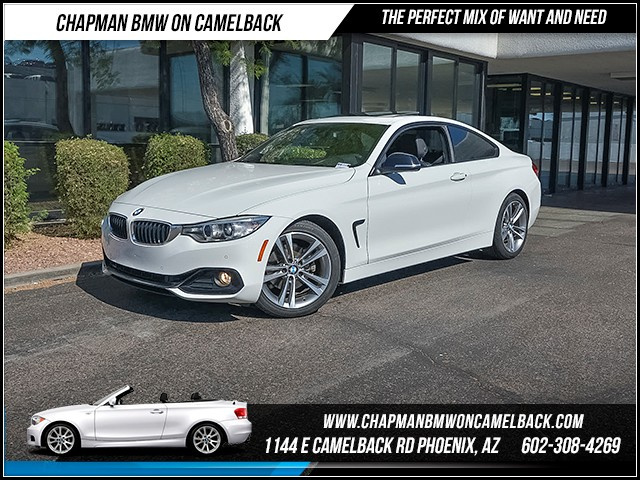 2014 BMW 4-Series 428i 41802 miles 6023852286 - 12th St and Camelback Chapman BMW on Camelback