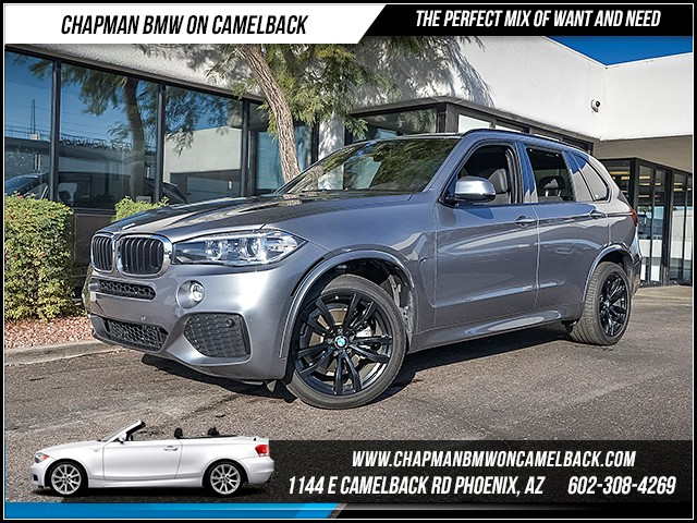 2014 BMW X5 sDrive35i MsptPremDriver Assis 34447 miles M Sport Driving Assistance Package Lux
