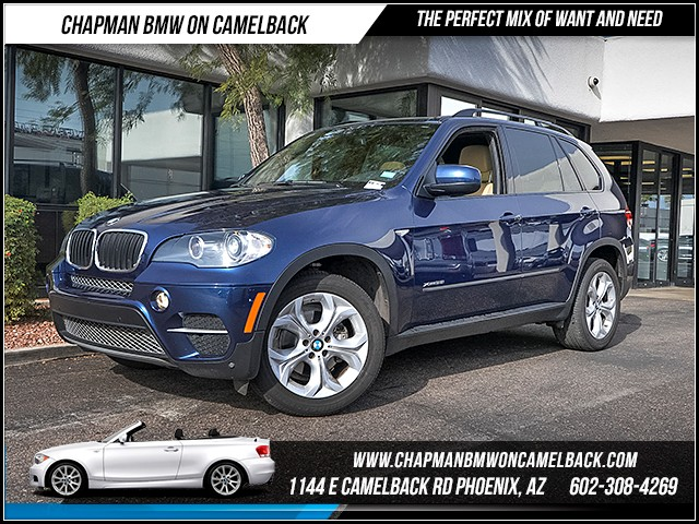 2011 BMW X5 xDrive35i Sport Activity 59757 miles 6023852286 12th St and Camelback Chapman