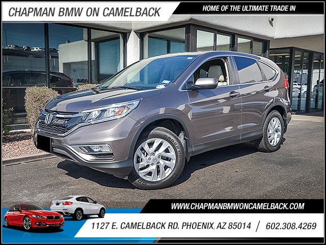 2015 Honda CR-V EX 15650 miles Wireless data link Bluetooth Cruise control Anti-theft system a