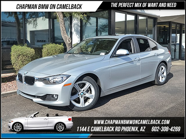 2014 BMW 3-Series Sdn 328i  Prem Pkg 39698 miles Premium Package Heated front seats Phone hands
