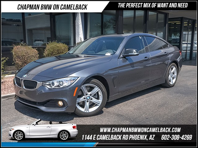 2015 BMW 4-Series 428i Gran Coupe Drivers Assist P 35495 miles 6023852286 - 12th St and Camelba