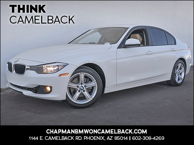 2014 BMW 3-Series Sdn 328i 52027 miles 1144 E Camelback Rd 6023852286 GRAND OPENING SALE at t