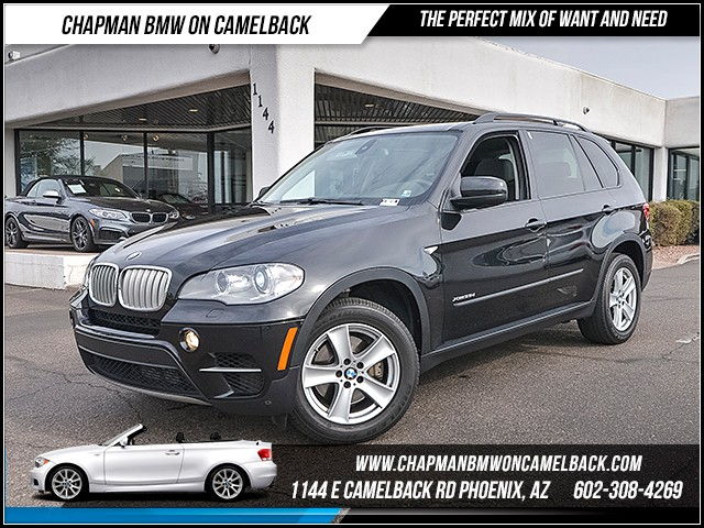 2012 BMW X5 xDrive35d 59570 miles Premium Package Cold Weather Package Wireless data link Bluet