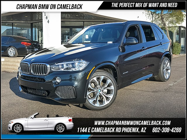 2014 BMW X5 sDrive35i 54466 miles Premium Package M Sport Package Real time traffic Driver ass