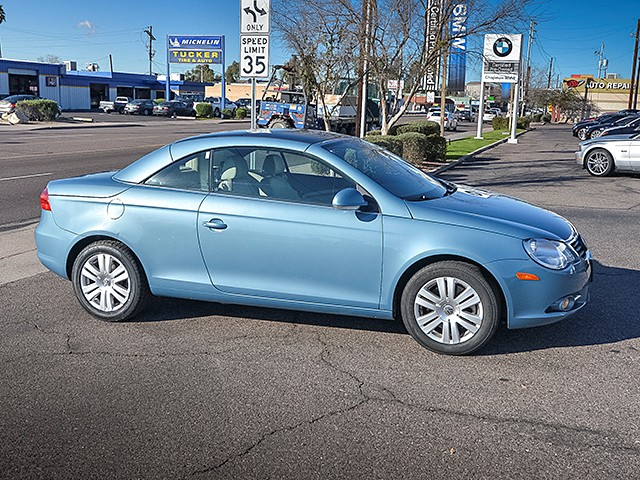 2008 Volkswagen Eos Turbo Cars And Vehicles Phoenix Az