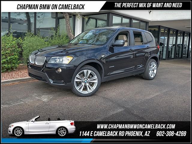 2014 BMW X3 xDrive35i Prem Driver Assist 25929 miles 6023852286 - 12th St and Camelback Chapma