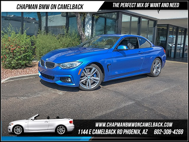 2014 BMW 4-Series 435i 41837 miles M Sport Package Premium Package Technology Package Lighting