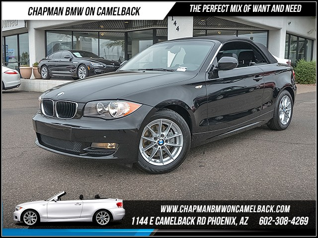 2011 BMW 1-Series 128i 46293 miles Phone pre-wired for phone Cruise control