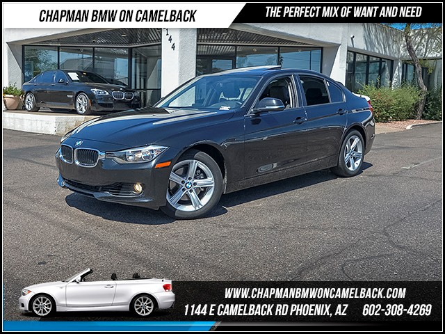2012 BMW 3-Series 328i 60251 miles Premium Package Wireless data link Bluetooth Phone pre-wired