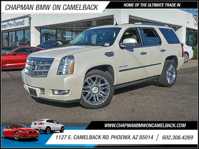 2011 Cadillac Escalade Platinum Edition 106852 miles 6023852286 1127 E Camelback Rd Chapman