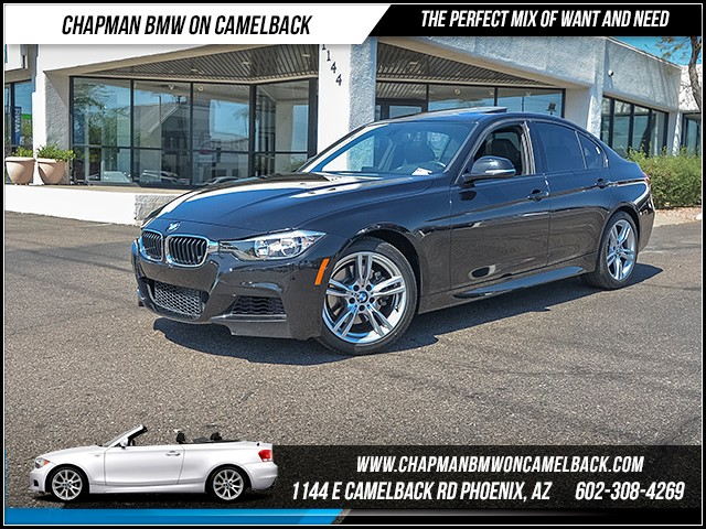 2014 BMW 3-Series Sdn 328i 37992 miles 6023852286 - 12th St and Camelback Chapman BMW on Camel