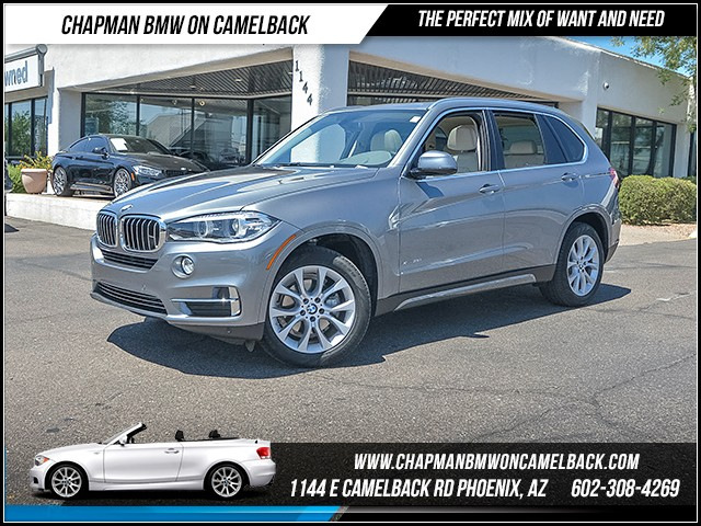 2014 BMW X5 xDrive35i 29145 miles 6023852286 - 12th St and Camelback Chapman BMW on Camelback
