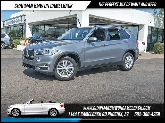 2014 BMW X5 xDrive35i 33277 miles 6023852286 - 12th St and Camelback Chapman BMW on Camelback