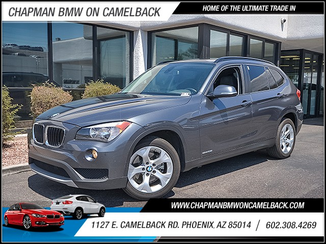 2014 BMW X1 sDrive28i 55687 miles Wireless data link Bluetooth Driver assistance app roadside as