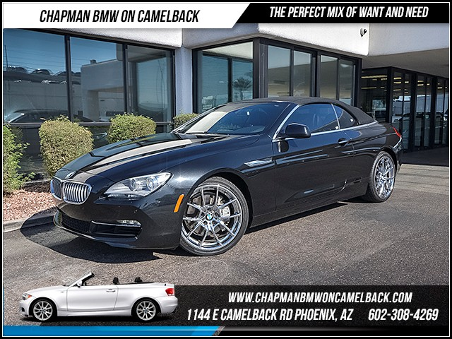 2012 BMW 6-Series 650i 29948 miles 6023852286 - 12th St and Camelback Chapman BMW on Camelback