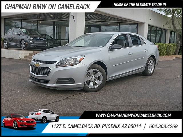 2016 Chevrolet Malibu Limited LS 27786 miles Satellite communications OnStar Wireless data link