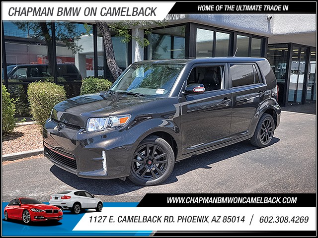 2015 Scion xB 686 Parklan Edition 27515 miles 6023852286 1127 E Camelback Rd Chapman Value c