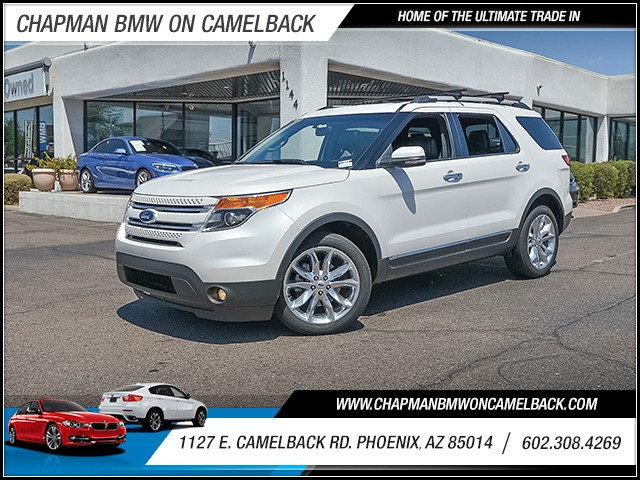 2012 Ford Explorer Limited 99873 miles 6023852286 1127 E Camelback Rd Chapman Value center o