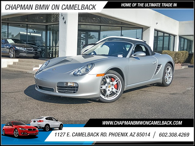 2008 Porsche Boxster S 19017 miles Chapman Value Center on Camelback is specializing in late mode