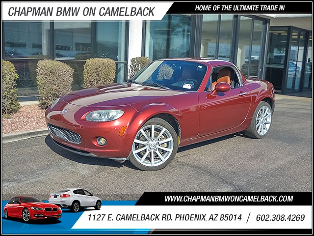 2008 Mazda MX-5 Miata Touring 86300 miles Chapman Value Center on Camelback is specializing in la