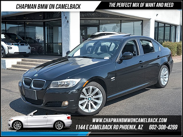 2011 BMW 3-Series Sdn 328i xDrive 52238 miles Premium Package Value Package Harman Kardon surro