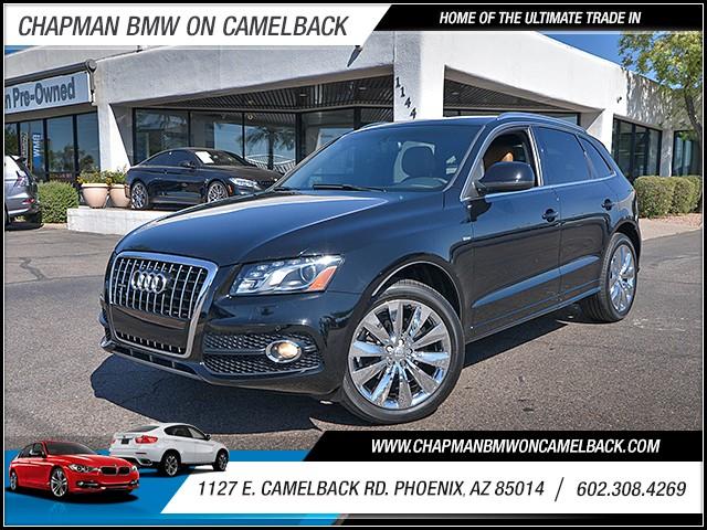 2010 Audi Q5 32 quattro Prestige 79095 miles 6023852286 1127 E Camelback Rd Chapman Value c