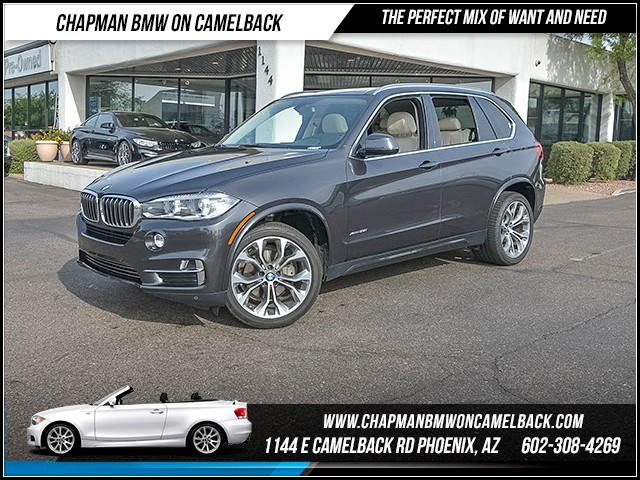 2014 BMW X5 xDrive35i 45160 miles 6023852286 - 12th St and Camelback Chapman BMW on Camelback