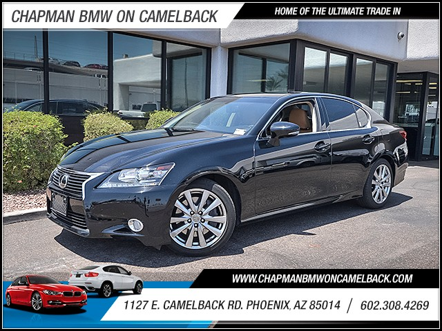 2015 Lexus GS 350 22812 miles 6023852286 1127 E Camelback Rd Summer Sales Event on Now All