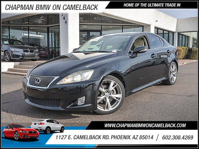 2010 Lexus IS 250 86371 miles Wireless data link Bluetooth Cruise control Navigation System 2-