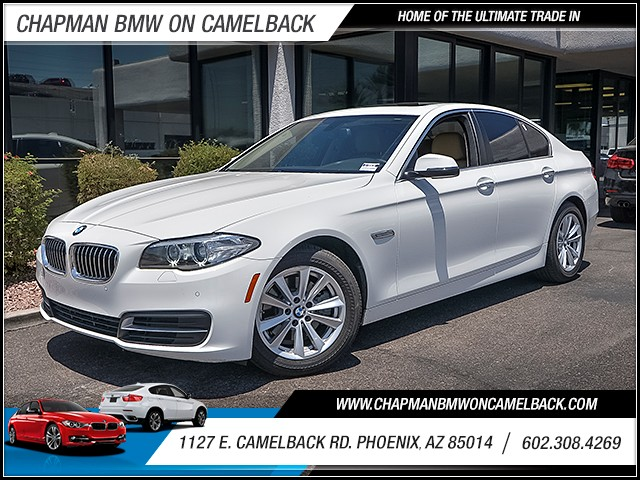 2014 BMW 5-Series 528i 27338 miles 6023852286 - 12th St and Camelback Chapman BMW on Camelback