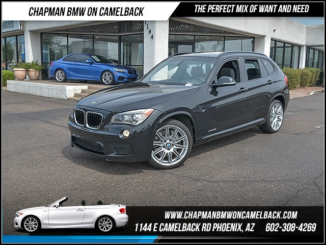 2014 BMW X1 xDrive35i 18414 miles M Sport Package Phone hands free Wireless data link Bluetooth