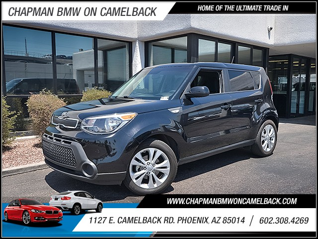 2014 Kia Soul 62244 miles Wireless data link Bluetooth Cruise control Anti-theft system alarm