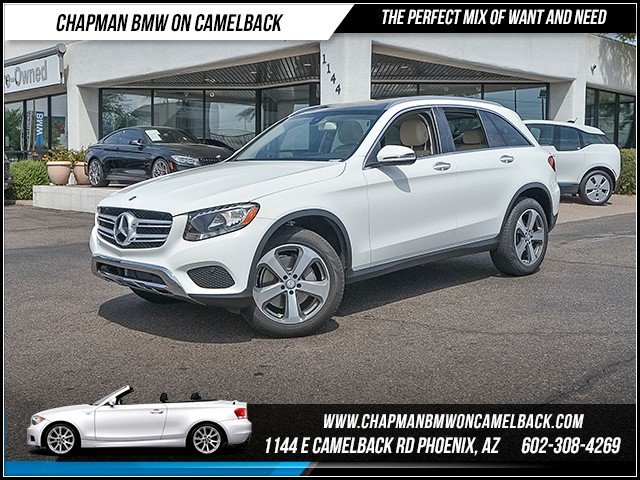 2016 Mercedes GLC-Class GLC 300 6721 miles Phone hands free Driver assistance app roadside assis