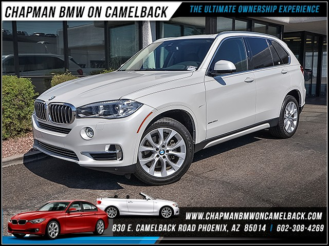 2015 BMW X5 xDrive35d 40491 miles 6023852286 - 12th St and Camelback Chapman BMW on Camelback