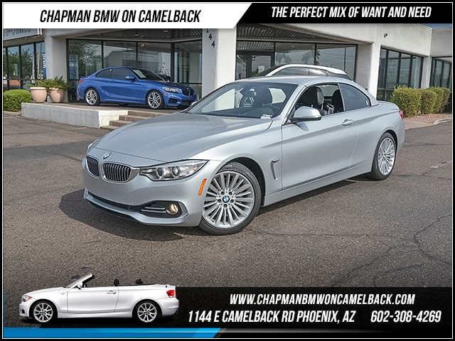 2014 BMW 4-Series 428i 26856 miles 6023852286 - 12th St and Camelback Chapman BMW on Camelback